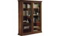 Книжный шкаф 2 ств. (с деревянными полками)