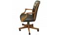 Кресло вращающееся высокое на колесиках
