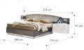 Кровать Drop 180х200