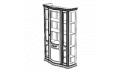Витрина 3-х дверная (Cristalliera) с зеркалом
