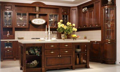 Кухня классическая Романтика с ценой и фото в Симферополе