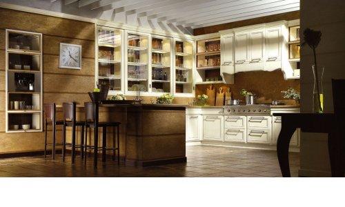 Кухня вклассическом стиле L'Ottocento Classic Living With Brio с ценой и фото в Симферополе