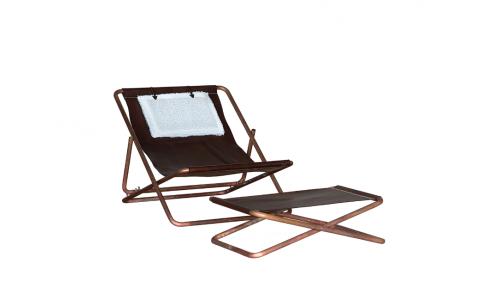 Кресло-шезлонг Baxter Rimini с ценой и фото в Симферополе