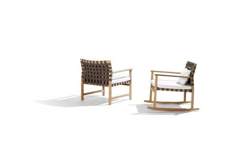 Кресло качалка Tribu Visa Vis с ценой и фото в Симферополе