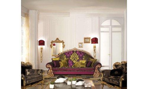 Трехместный диван Asnaghi Interiors Elnath SC8103 с ценой и фото в Симферополе