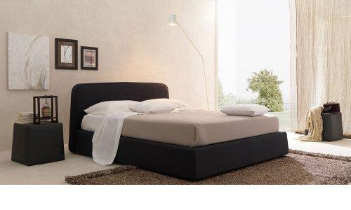 Современная кровать смягким изголовьем Bolzan Gold с ценой и фото в Симферополе