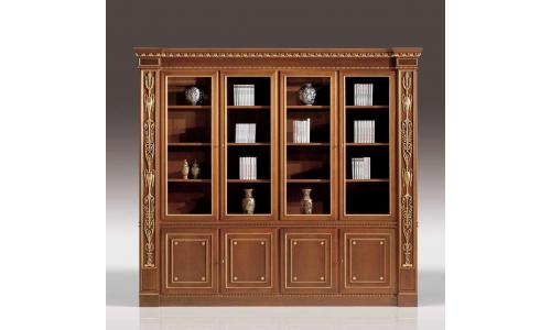 Книжный шкаф Elledue Uvt189 Louvre с ценой и фото в Симферополе