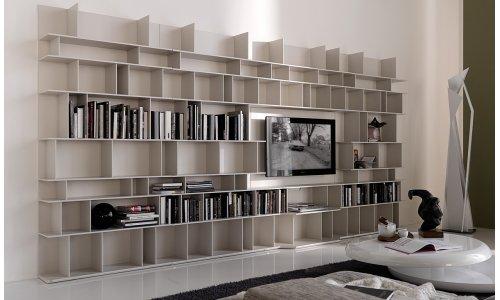 Модульный книжный шкаф Cattelan Italia Wally с ценой и фото в Симферополе