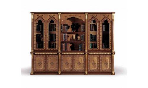 Книжный шкаф Elledue Uvt19 Almaty с ценой и фото в Симферополе