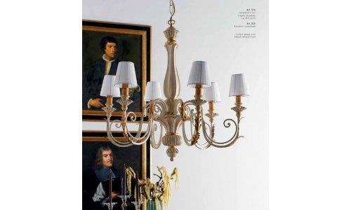 Классическая люстра Silvano Grifoni 515 с ценой и фото в Симферополе