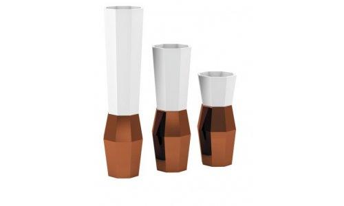 Высокая ваза Smania Krystal с ценой и фото в Симферополе