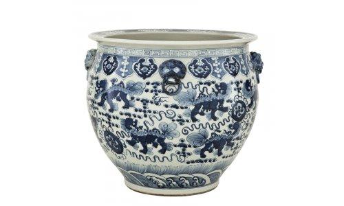 Декоративная ваза Eichholtz Chinese Fishbowl с ценой и фото в Симферополе