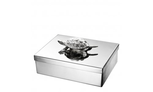 Шкатулка длядрагоценностей Eichholtz Tortoise с ценой и фото в Симферополе