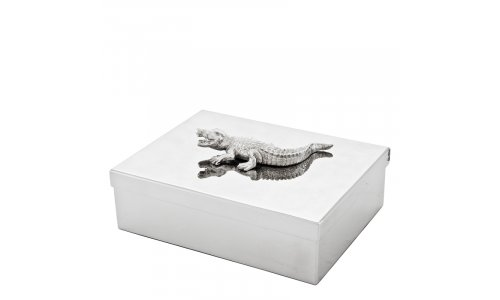 Шкатулка длядрагоценностей Eichholtz Croc с ценой и фото в Симферополе