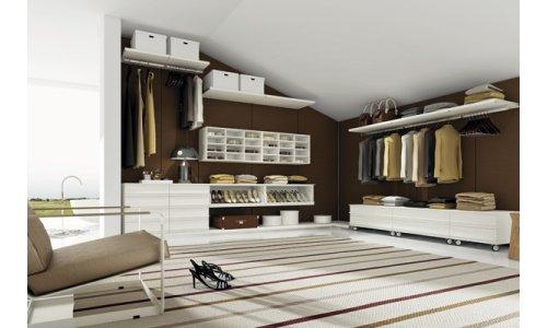 Гардеробная комната Veneran Wall Cabins System Composition 06 с ценой и фото в Симферополе