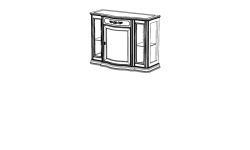 Буфет-бар 3-х дверный Mini с ценой и фото в Симферополе