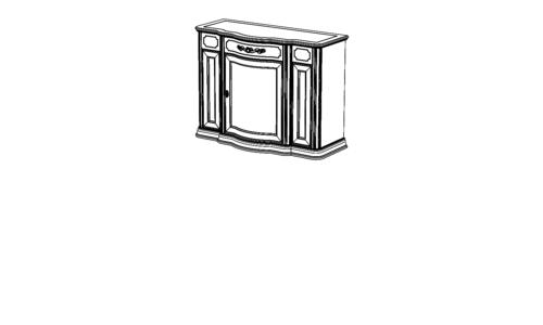Буфет 3-х дверный Mini с ценой и фото в Симферополе