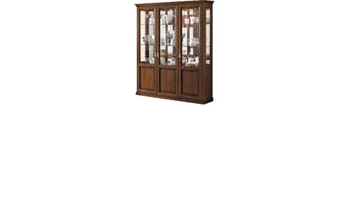 Витрина 3-х дверная (с зеркалом и подсветкой) с ценой и фото в Симферополе