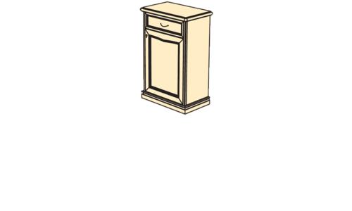 База 1-дверная с ящиком (правая) с ценой и фото в Симферополе