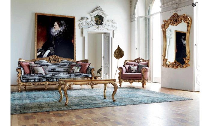 Трехместный диван Silik Ermes Art. 8893