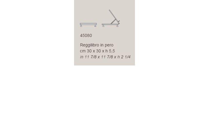 Подставка длякниг Giorgetti Leggio