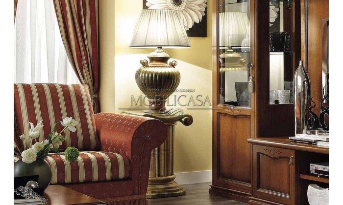Итальянская гостиная Nostalgia Noce фабрики CAMELGROUP