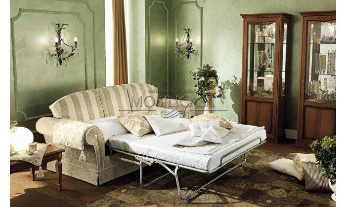Итальянская мягкая мебель Nostalgia Sofa фабрики CAMELGROUP