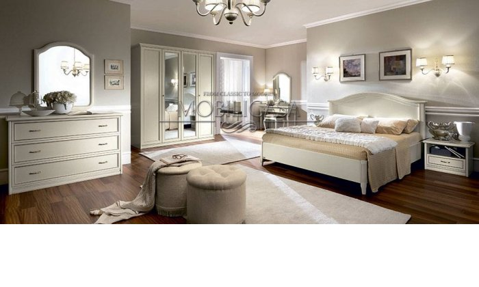 Итальянская спальня Nostalgia Ricordi фабрики CAMELGROUP