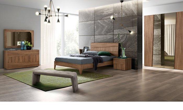 Итальянская спальня Storm фабрики CAMELGROUP