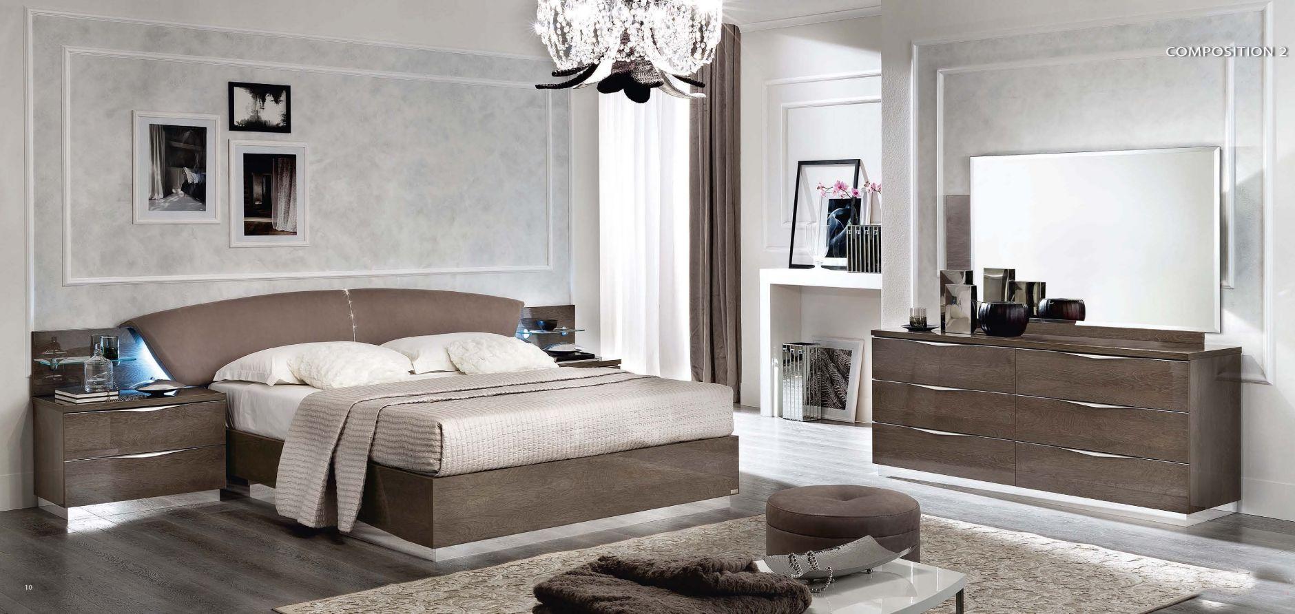 Итальянские спальни Camelgroup в Крыму и Симферополе